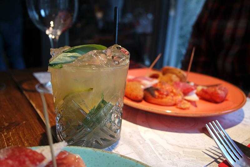 Italian Cocktail Aperitivo