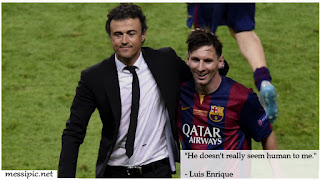 what they said about lionel messi part 5