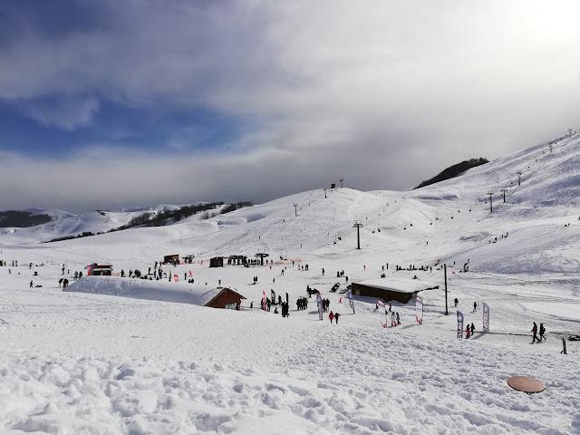 Γιάννενα: Αγώνες Αλπικού Σκι το Σαββατοκύριακο, στο Χιονοδρομικο Κεντρο Ανηλίου