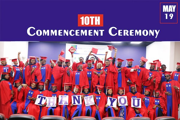 AUN to Graduate 10th Set