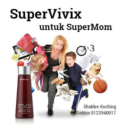 Vivix Untuk Supermom