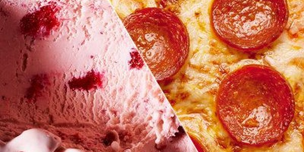pizza flavored ice cream recipe