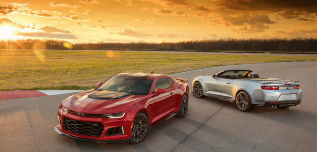 2018 Chevrolet Camaro ZL1 Specs, Reviews, Change, Price, Release Date