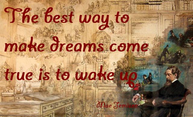 Hal-hal Yang Harus di Lakukan Untuk Meraih Mimpi