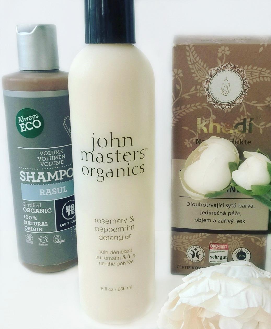 Iwos, Ecco Verde, Organicall, Plants for Beauty - kosmetyki John Masters, Urtekram, Khadi