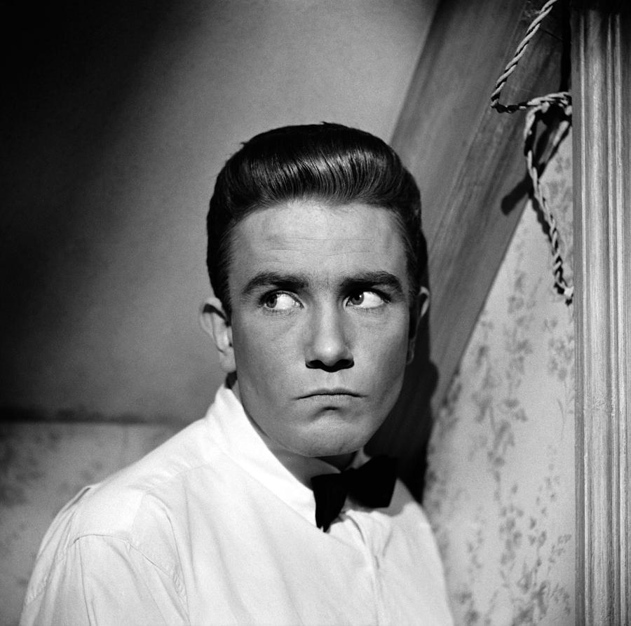 Albert Finney HairStyle (Men HairStyles)