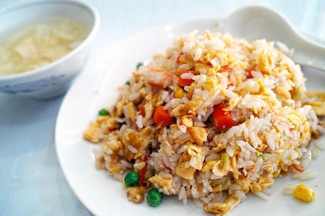 Como hacer arroz oriental fácil y rápido