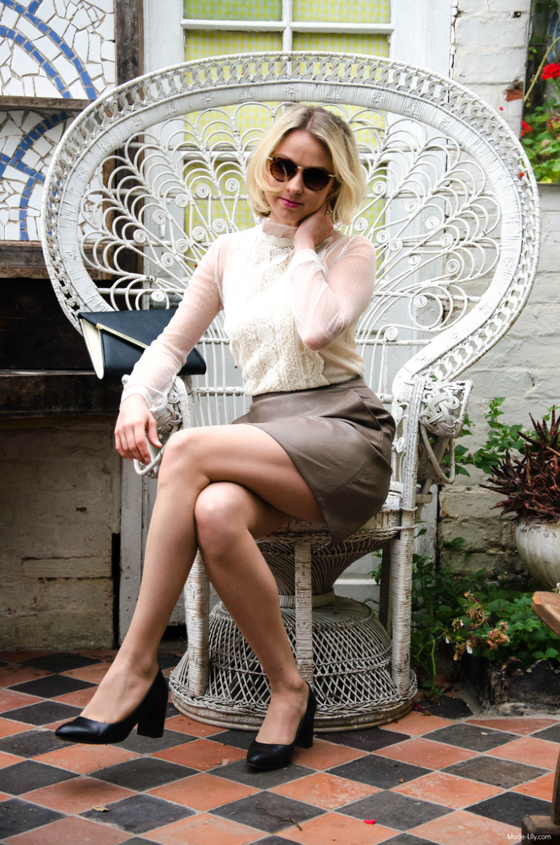 Outfit Post Ladylike Office Wear | Office Wardrobe