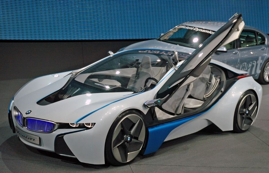 2012 Bmw I8 Concept Price With Photos And Video Latest News And
