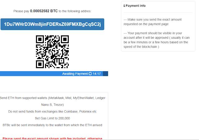 Giveaway ICO Gratis 50 BTB dan The Next of Bitconnect