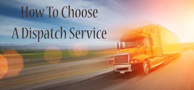 How To Choose A Dispatch Service