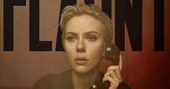 Beauty Mags Scarlett Johansson Flaunt Us 2016