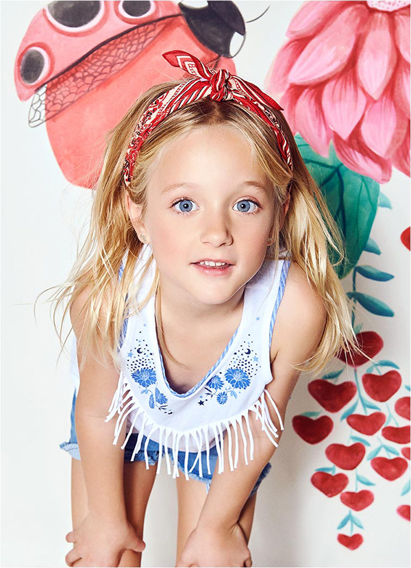 Moda 2018. Moda primavera verano 2018 niñas. Ropa para nenas moda verano 2018.