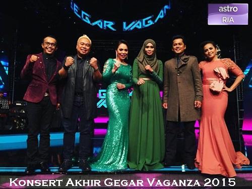 Pemenang Gegar Vaganza 2 2015 Yumida Cuitan Dokter