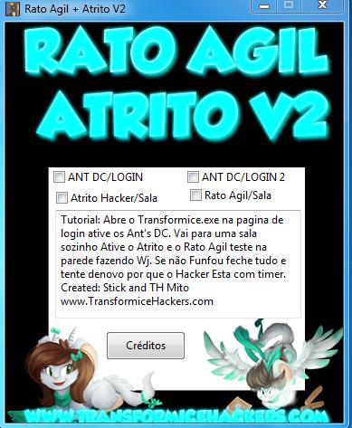 rt Transformice Rato Agil Multihack Hile v29.04.2014 indir