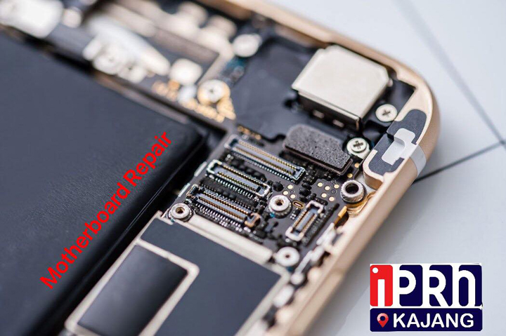 Gambar repair smartphone iphone