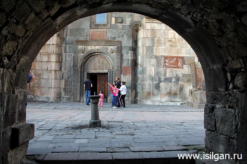 Монастырь Гегард. Армения