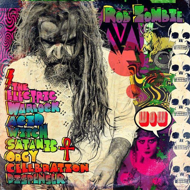 Rob Zombie portada disco