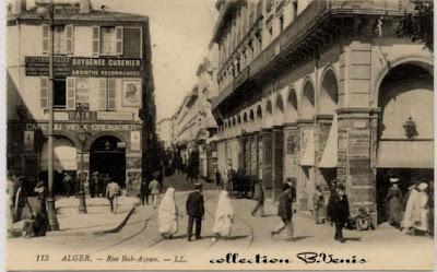 بطاقات بريدية لشارع باب عزون الجزائري 3_bab_azoun113