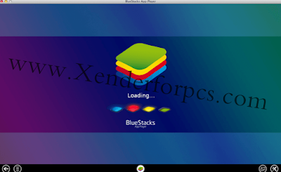 Screenshot of Xender For Mac Pc