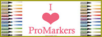 I ♥ ProMarkers Challenge Blog