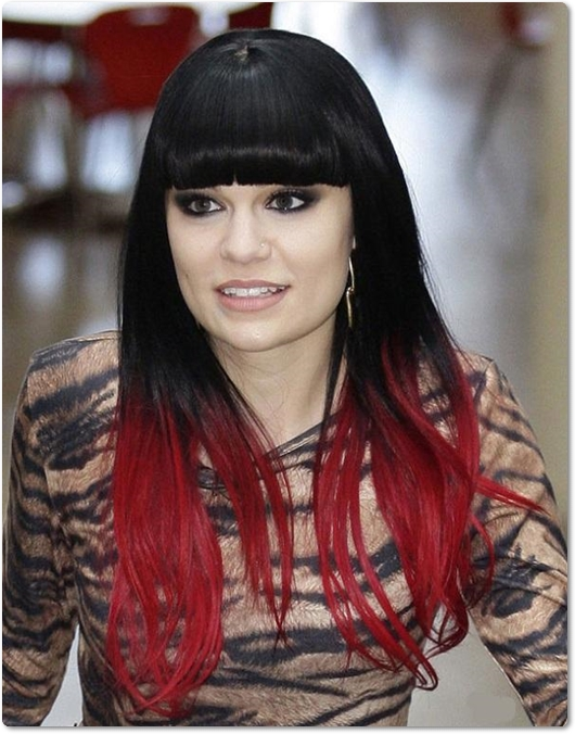 8 Super Highlight Frisuren für schwarze Haare
