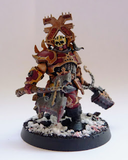 Vexnar the Reaper, Aspiring Deathbringer
