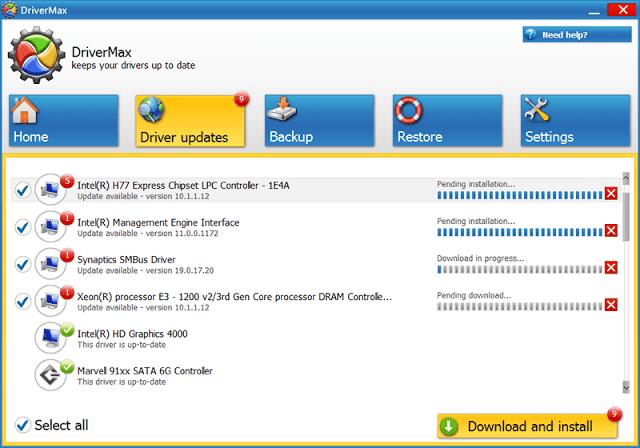 DriverMax Pro 8.19