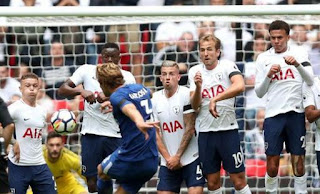 Video Gol & Higlights Tottenham Hotspur vs Chelsea 1-2