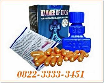 Agen Hammer Of Thor Asli di Jambi 082233333451