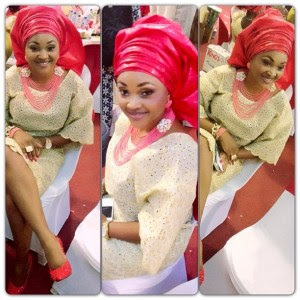 mercy aigbe native wear