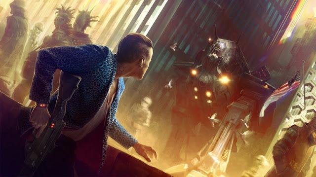 محرك تطوير لعبة Cyberpunk 2077 أصبح جاهز و المزيد من التفاصيل الإضافية