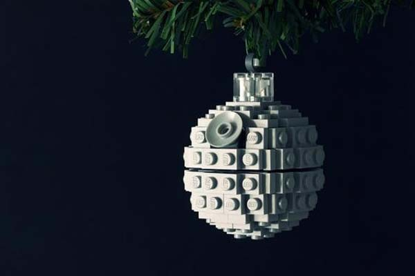 Lego Star Wars Christmas Ornaments