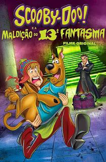 Scooby-Doo! e a Maldição do 13º Fantasma - HDRip Dublado