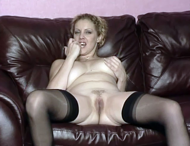 Aunt sex horny