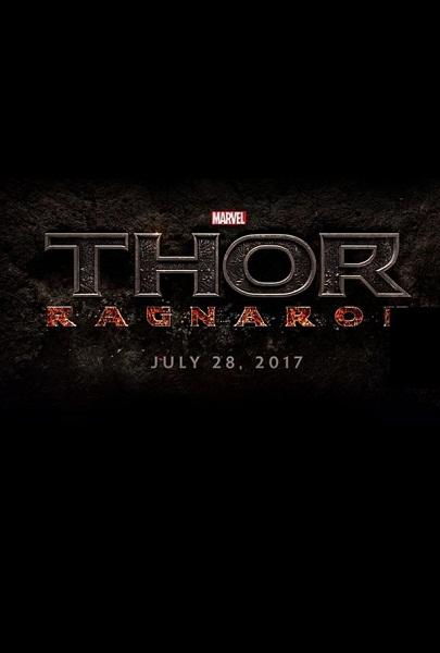 Film Thor: Ragnarok 2017