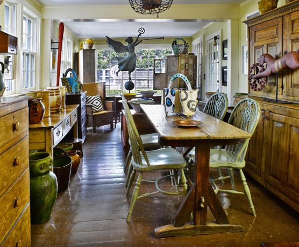 Vintage Farmhouse: Nantucket House