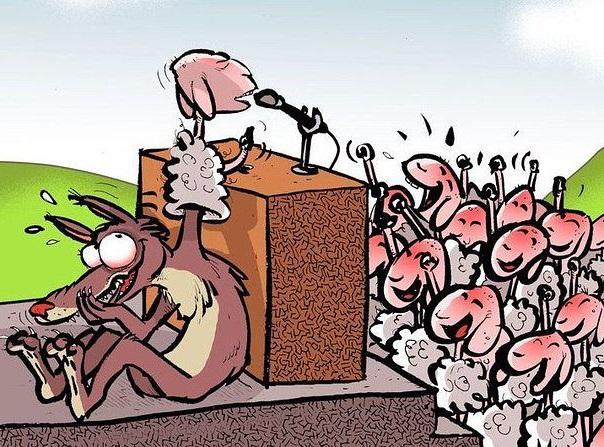 Lzheproroki v ovechih shkurah