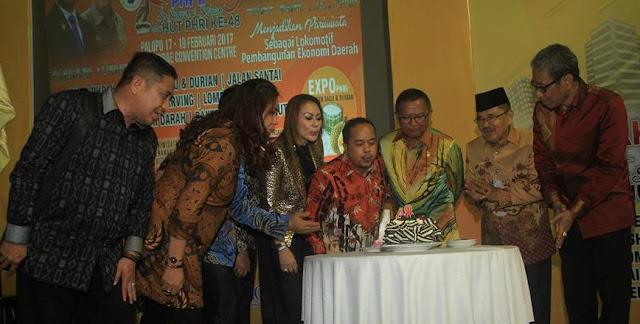 PHRI Sulsel Siap Olah Durian Palopo Jadi Pancake Untuk Disajikan di Hotel-hotel di Makassar