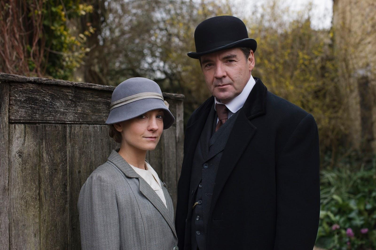 The Jane Austen Film Club: Downton Abbey Season 6 Episode 2