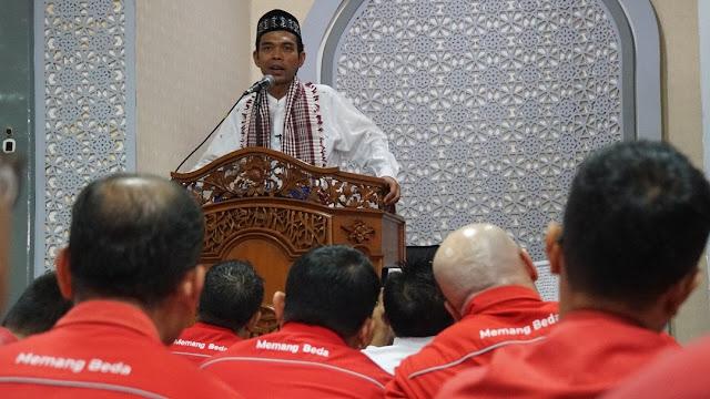UAS Ajak Jamaah Datangi TPS: Jangan sampai Nggak Nyoblos, Nanti yang Nyoblos yang PKI