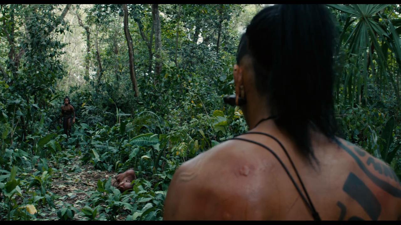 Apocalypto (2006) HD 720p Español Latino captura 3