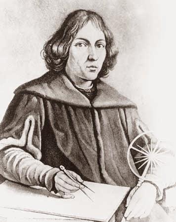 Nicolaus Copernicus Astronom Berkebangsaan Polandia