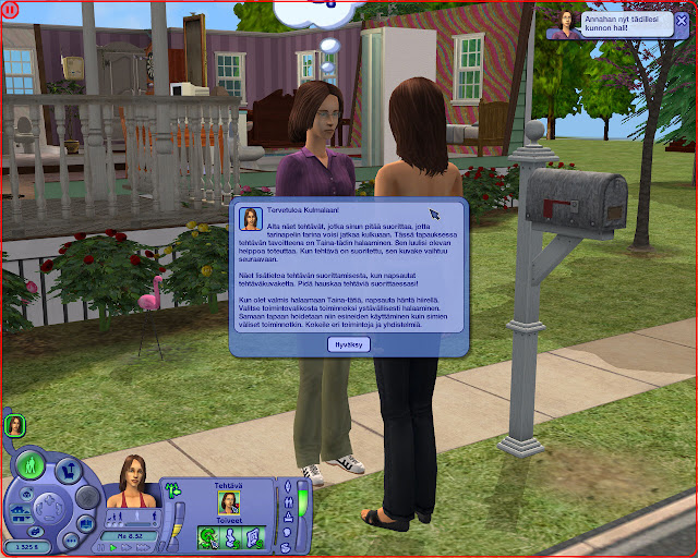 The Sims Life Stories PC Full Version Screenshot 2