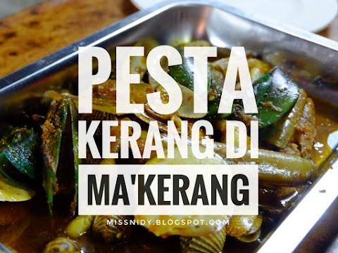 Pesta Kerang di Ma'Kerang Bandung