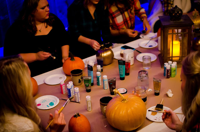 PumpkinPainting