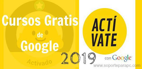 google cursos gratuitos en español con certificacion (2020)