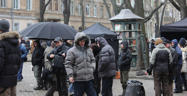 """Декорации фильма """"Солнечный Удар"""""""