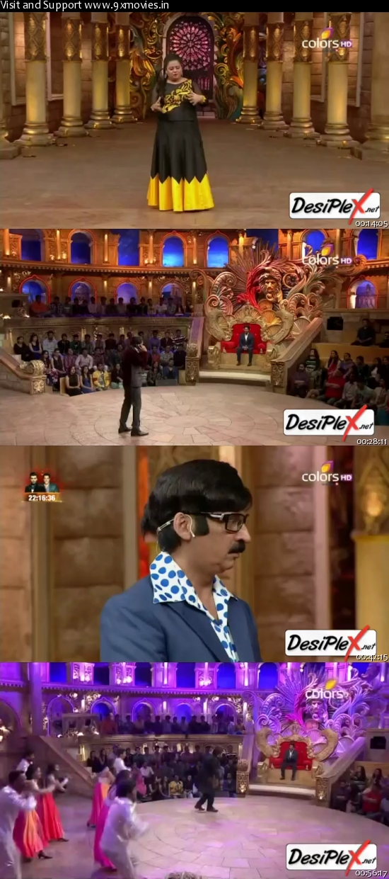 Comedy Nights Bachao 09 April 2016 HDTV 480p