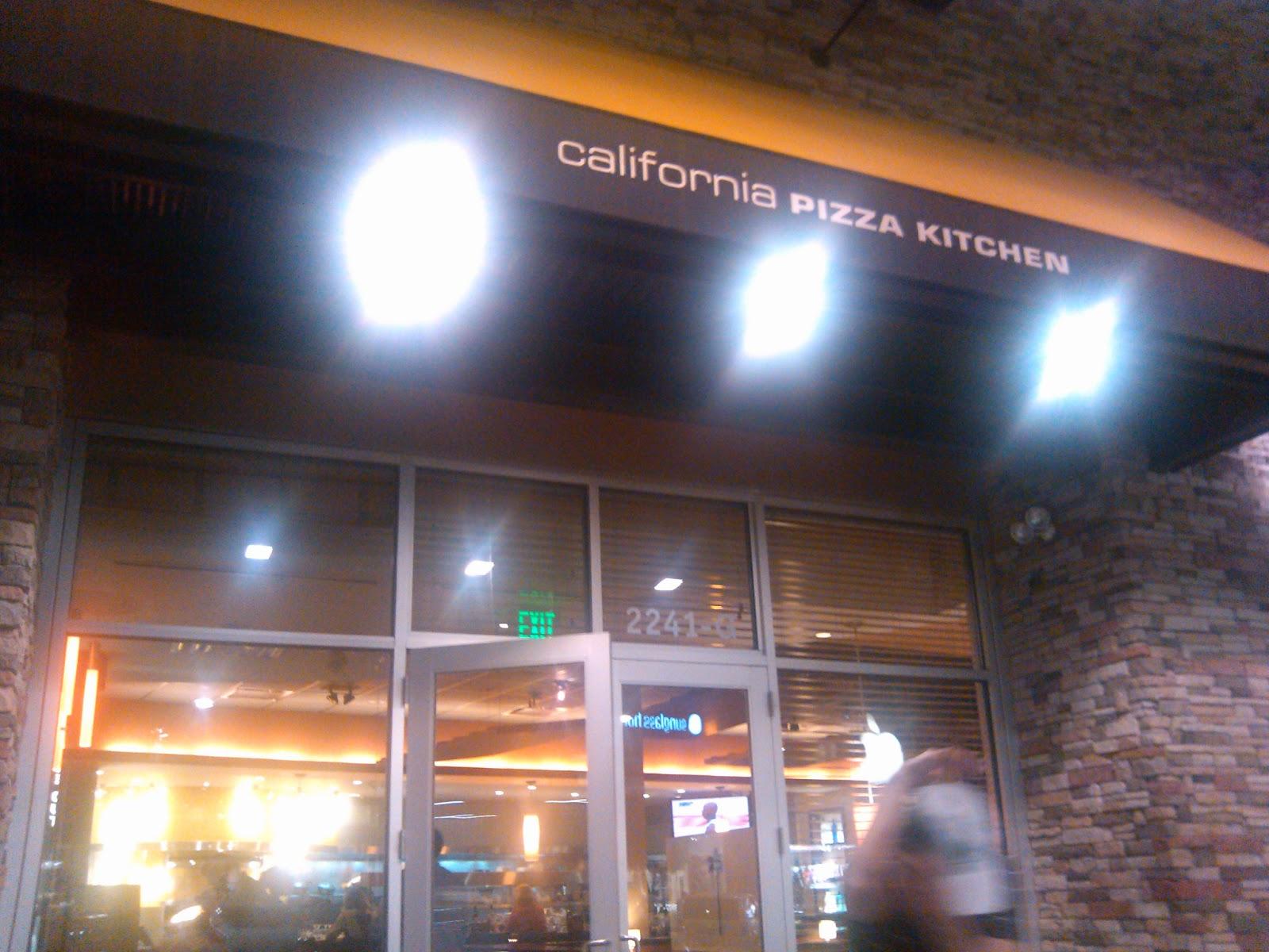 Albuquerque Pizza : California Pizza Kitchen